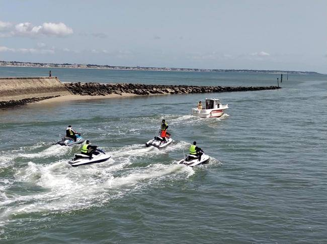 location jet ski pouliguen